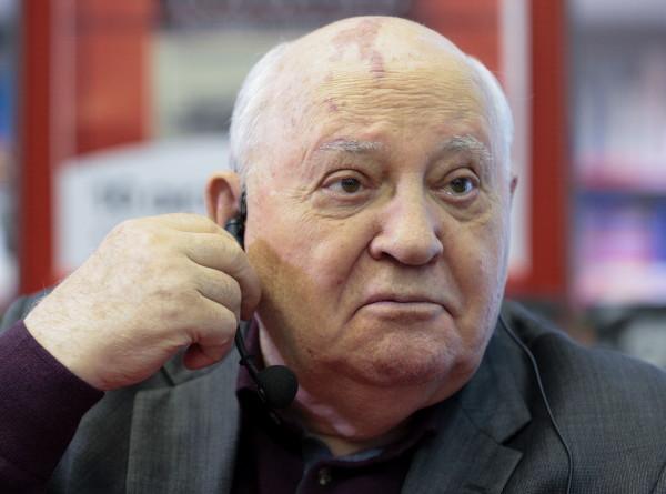 Перестройка, гласность, конец холодной войне: жизнь и наследие Михаила Горбачева
