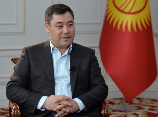 Садыр Жапаров 2 и 3 марта совершит государственный визит в Казахстан