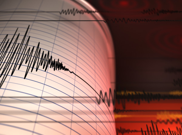 На Курилах произошло мощное землетрясение