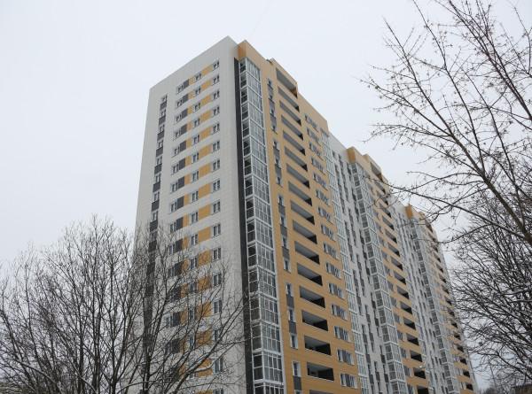 Эксперты опровергли миф об опасности жизни на высоких этажах