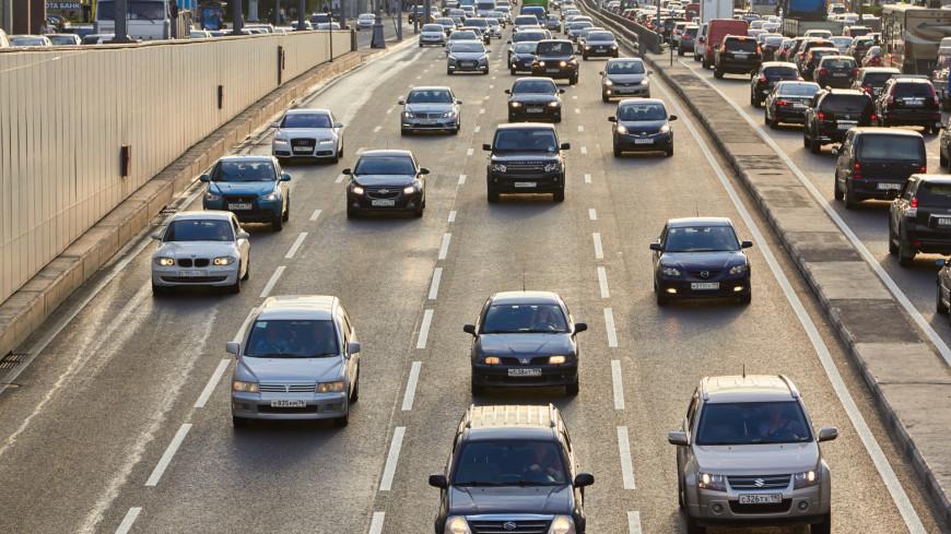 В ГИБДД рассказали, на каких машинах в основном ездят россияне