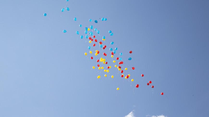 VII Российская ярмарка яхт и катеров «Водный мир»,воздушный шар, шарик, праздник, желание, празднование, воздушный шарик, небо,воздушный шар, шарик, праздник, желание, празднование, воздушный шарик, небо