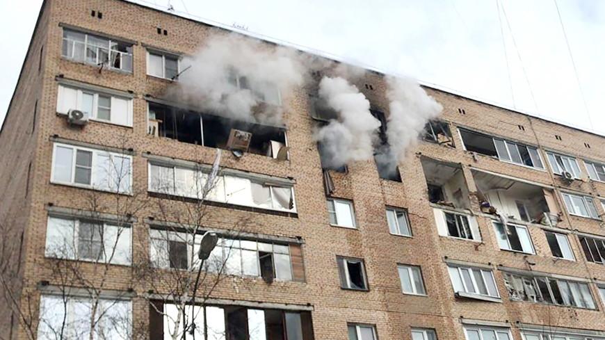 Взрыв в многоэтажке: в подмосковных Химкам погибли два человека