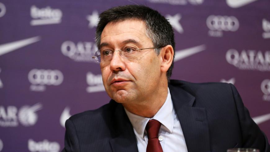 Экс-президента «Барселоны» Бартомеу временно отпустили из-под стражи
