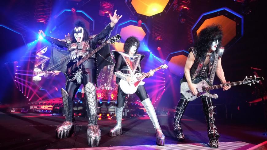 Вокалист группы Kiss: Нет смысла создавать новую музыку
