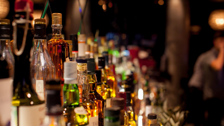 В Балашихе правоохранители поймали похитителя элитного алкоголя