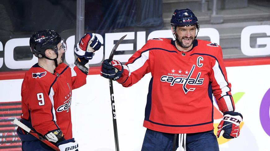 «Вашингтон» обыграл «Рейнджерс», Овечкин забросил свою 724-ю шайбу в НХЛ