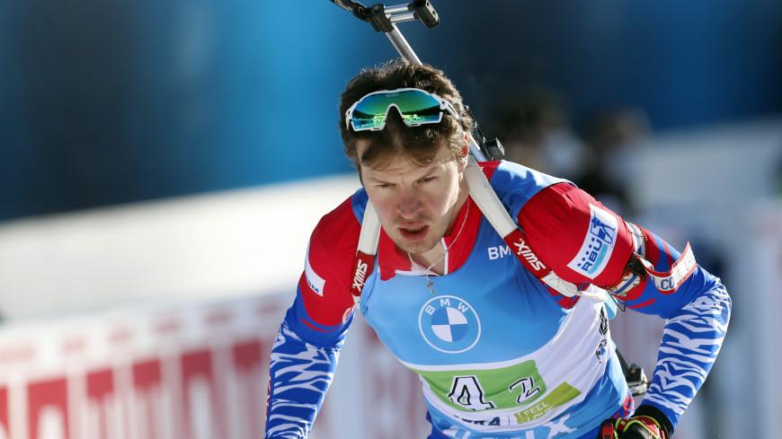 Биатлонист Елисеев выиграл спринтерскую гонку на чемпионате России