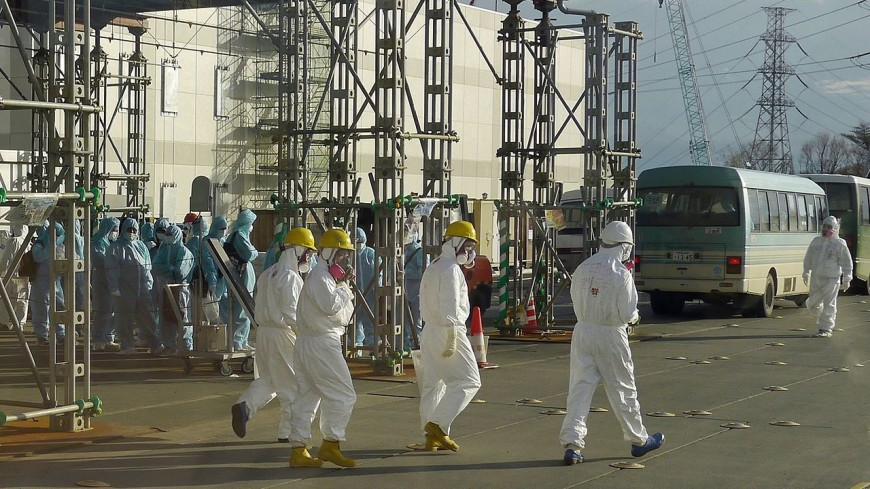 На «Фукусиме-1» обнаружили утечку радиации