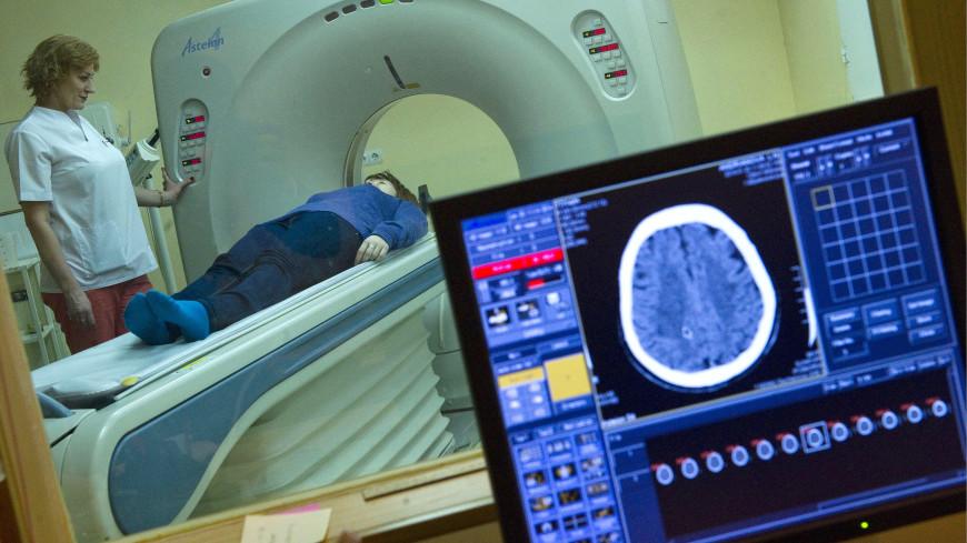 Названы семь основных симптомов опухоли головного мозга