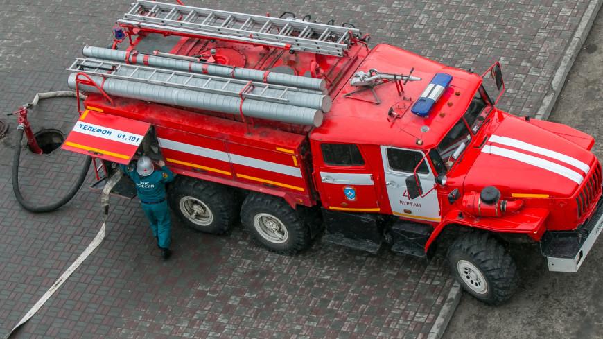 В Белгородской области из шахты эвакуировали 300 горняков из-за возгорания