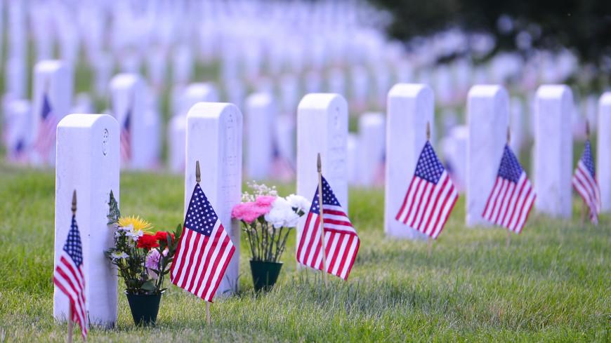 В США работник кладбища погиб в выкопанной им могиле под обвалившимся грунтом