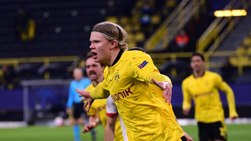 «Боруссия» из Дортмунда вышла в четвертьфинал Лиги чемпионов