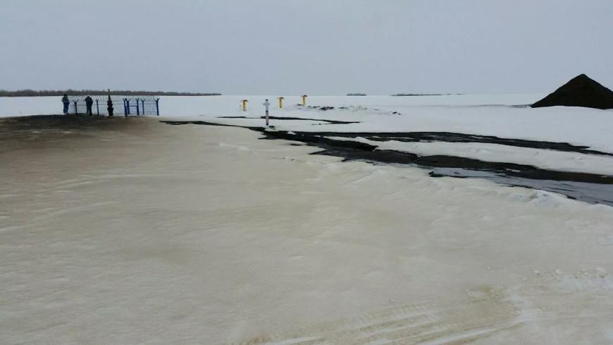 В Саратовской области зафиксировали разлив топлива из нефтепровода