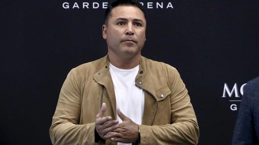 Олимпийский чемпион по боксу Де Ла Хойя заявил о возвращении на ринг
