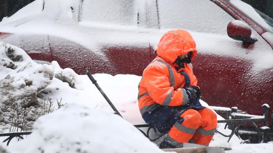 Непогода пришла на юг России: ураганный ветер в Новороссийске, снегопады в КЧР