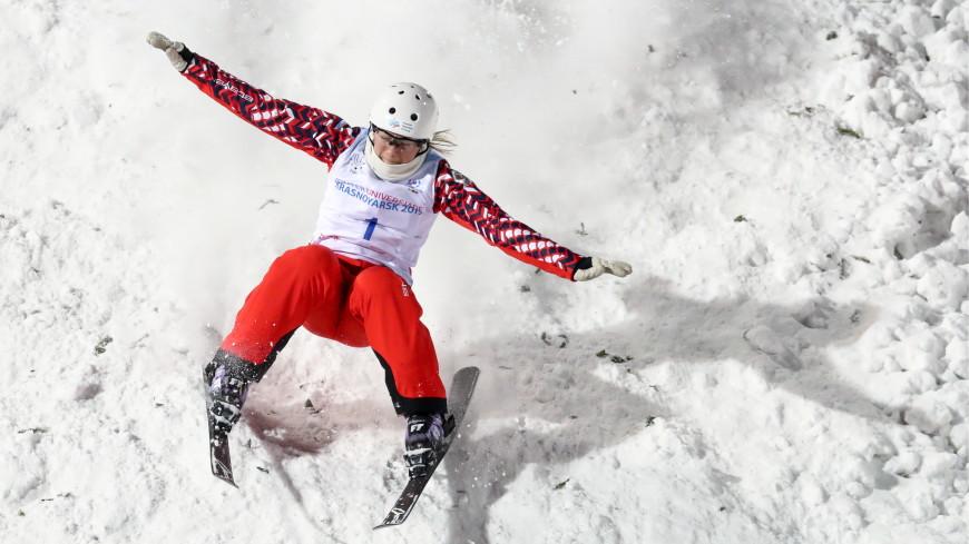 Российские фристайлисты впервые завоевали золото ЧМ в смешанных соревнованиях