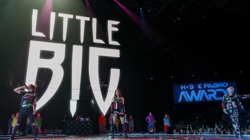 Новый клип Little Big собрал полмиллиона просмотров за три часа