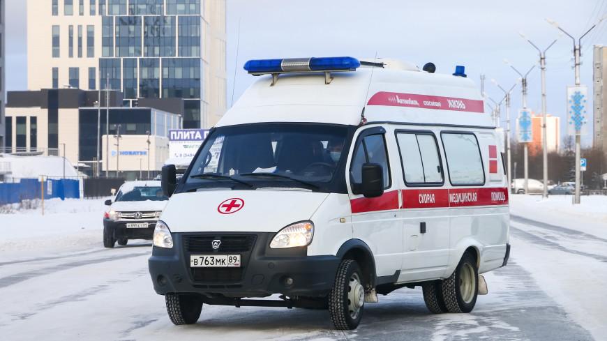 В ДТП с пассажирским автобусом в Челябинской области пострадали девять человек