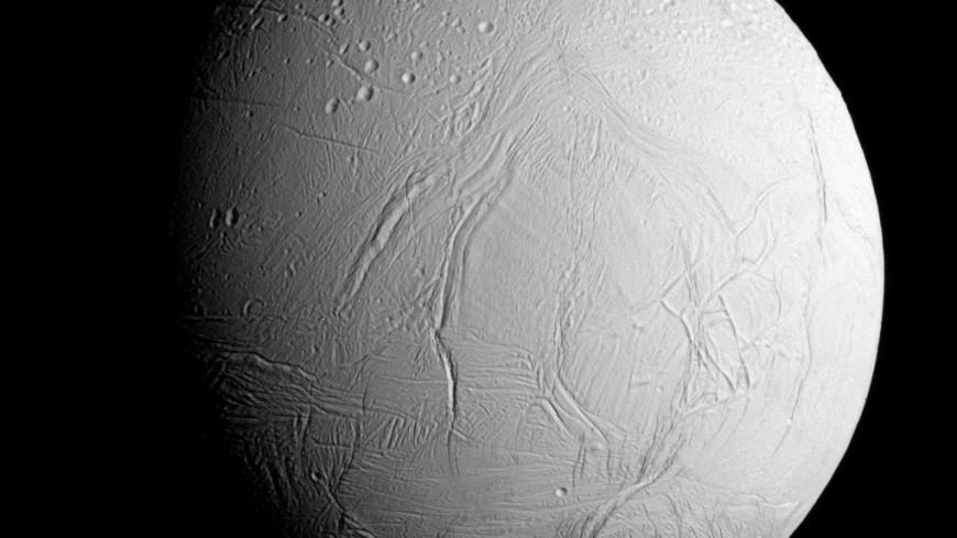 На спутнике Сатурна нашли океан с бурными течениями