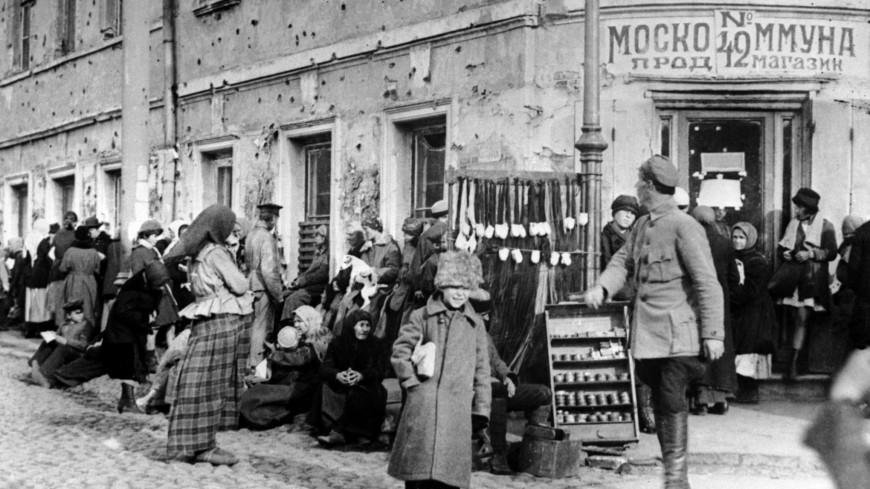 Откуда взялся советский нэпман: смотрите «Секретные материалы» на телеканале «МИР»