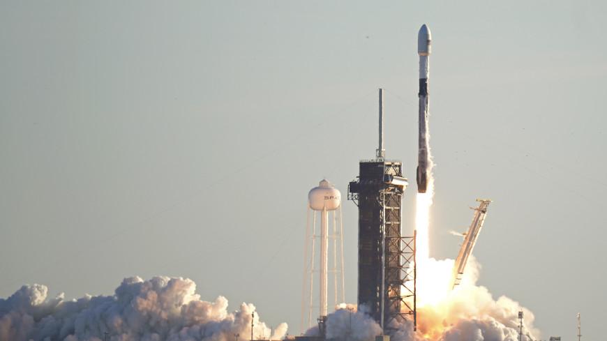 SpaceX запустила новую группу интернет-спутников Starlink