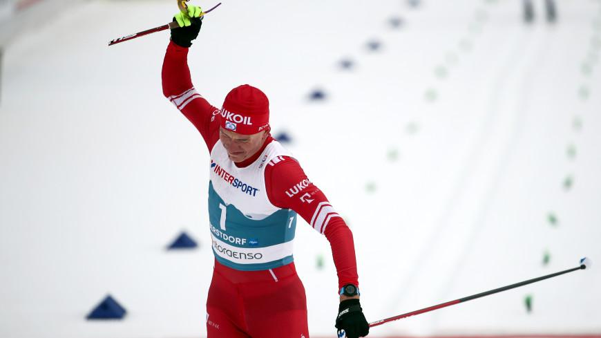 «Главный герой гонки»: Путин поздравил Большунова с серебром в марафоне на ЧМ по лыжным гонкам