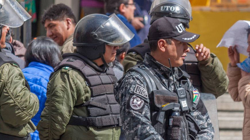 Полиция нашла скрывающуюся экс-президента Боливии в ящике для белья