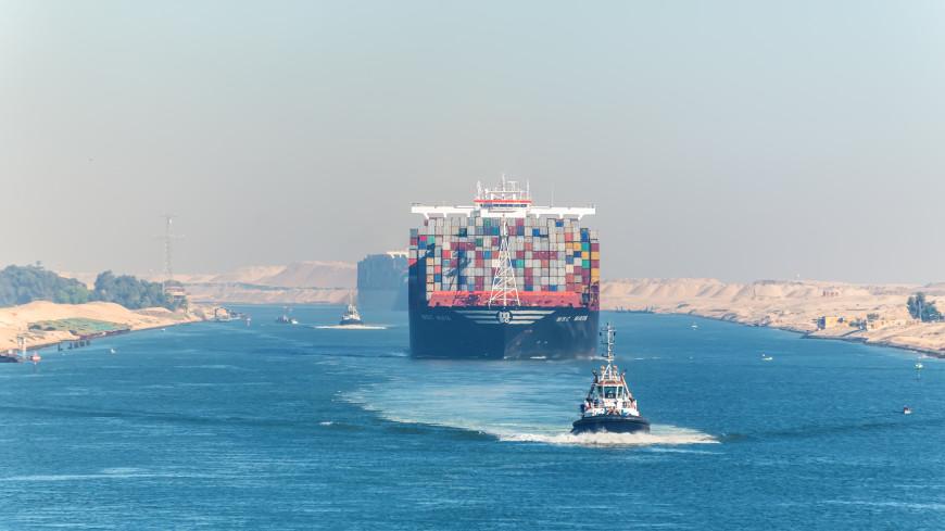 После блокировки Суэцкого канала цены на нефть выросли на 5%