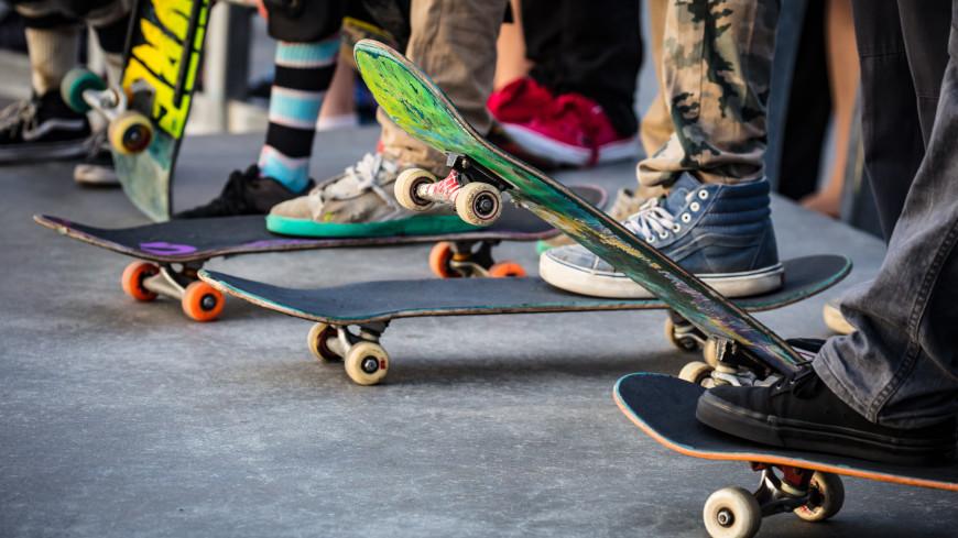 Спортдайджест: названы лучшие исполнители трюков на скейтборде