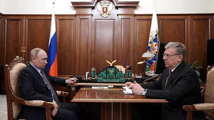 Кудрин: Счетная палата в 2020-м выявила нарушения в «Роскосмосе» на 30 млрд рублей