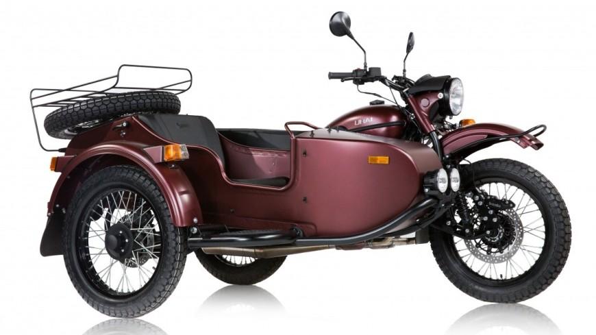 Канадцы восхитились новым мотоциклом Ural с коляской