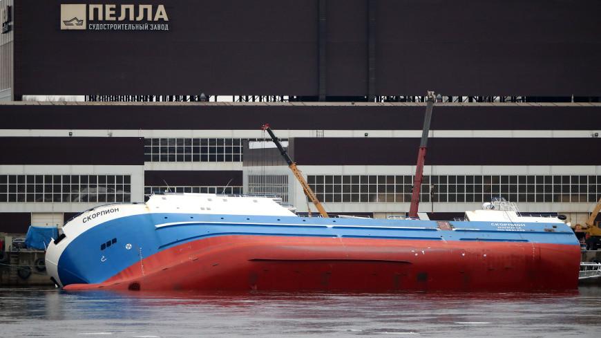 Двое пострадавших при опрокидывании судна в Ленобласти госпитализированы