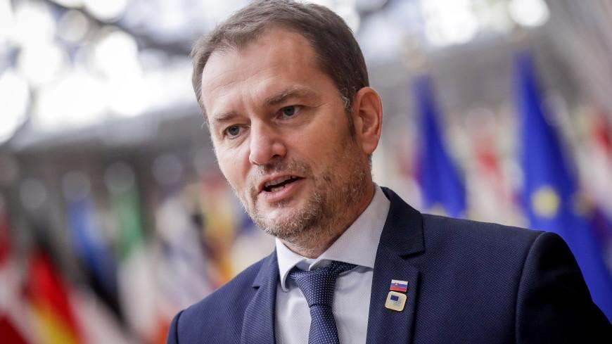 Премьер Словакии Игорь Матович ушел в отставку