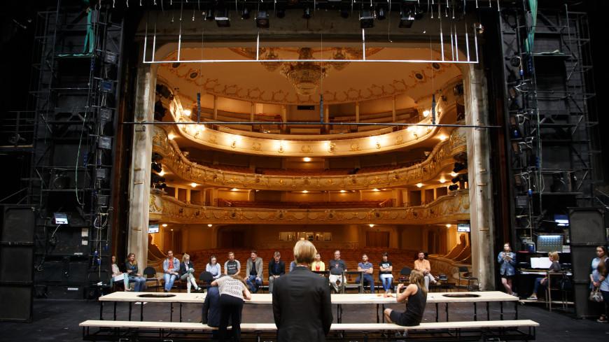 В Екатеринбурге восстановят фасад оперного театра