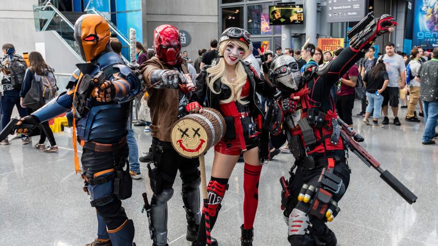 В США Comic-Con пройдет в очном формате в ноябре