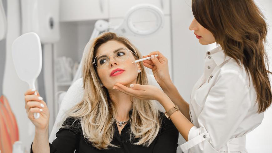 За год в России количество салонов красоты в среднем сократилось на 10%