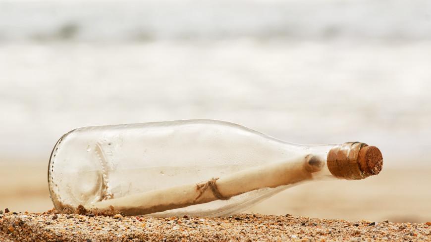 Шотландка нашла в бутылке послание скаутов, отправленное более 20 лет назад