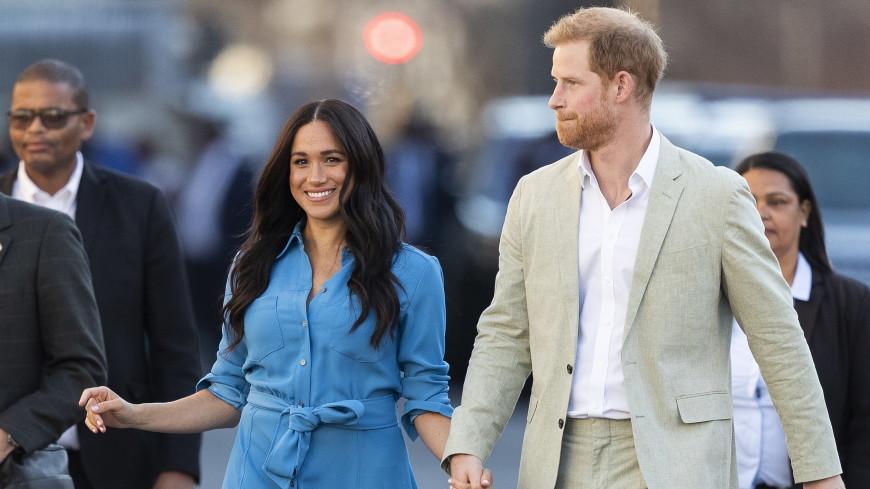 СМИ: Меган Маркл и принц Гарри готовятся к домашним родам
