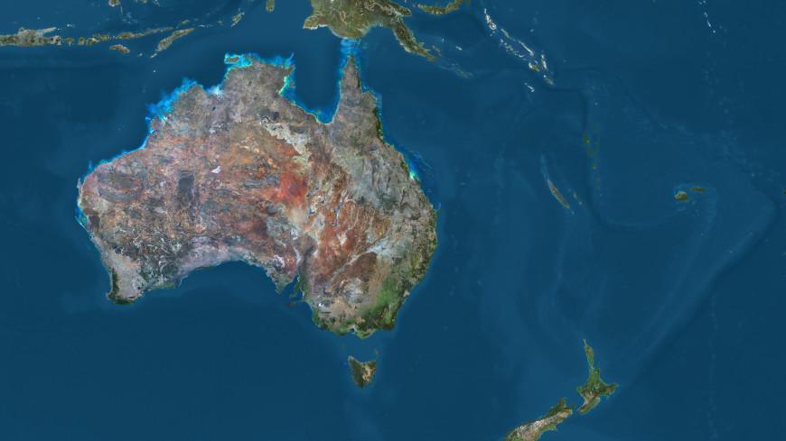 Недалеко от Новой Зеландии зафиксировали землетрясение магнитудой 5,5
