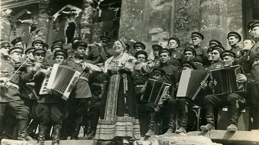 Песни под пулями: как рождались советские хиты военных лет?