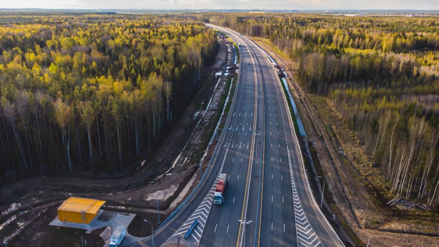 Правительство России выделило 100 млрд рублей на развитие дорожной сети в 69 регионах