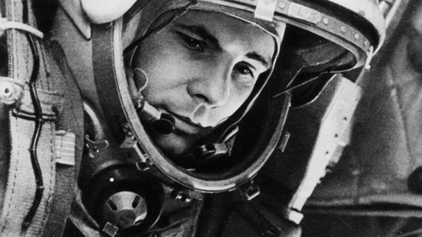На сайте «Роскосмоса» появился раздел, посвященный полету Гагарина в космос