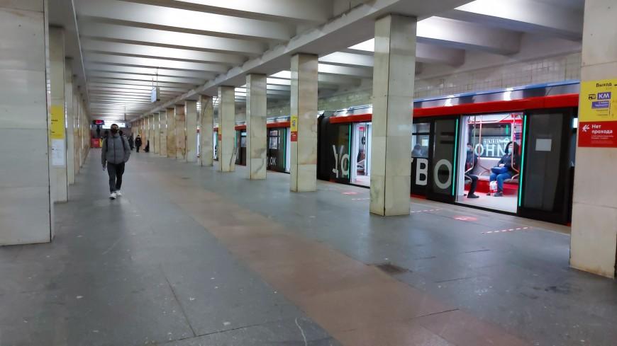 Собянин анонсировал досрочное открытие участка «оранжевой» ветки метро
