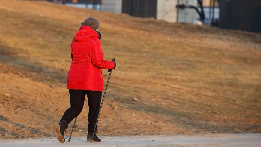 Десять тысяч шагов в день помогут восстановиться после зимы