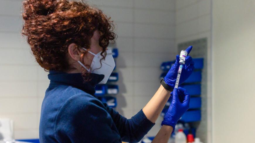 В Эстонии выявлены два случая тромбоза у сделавших прививку от коронавируса