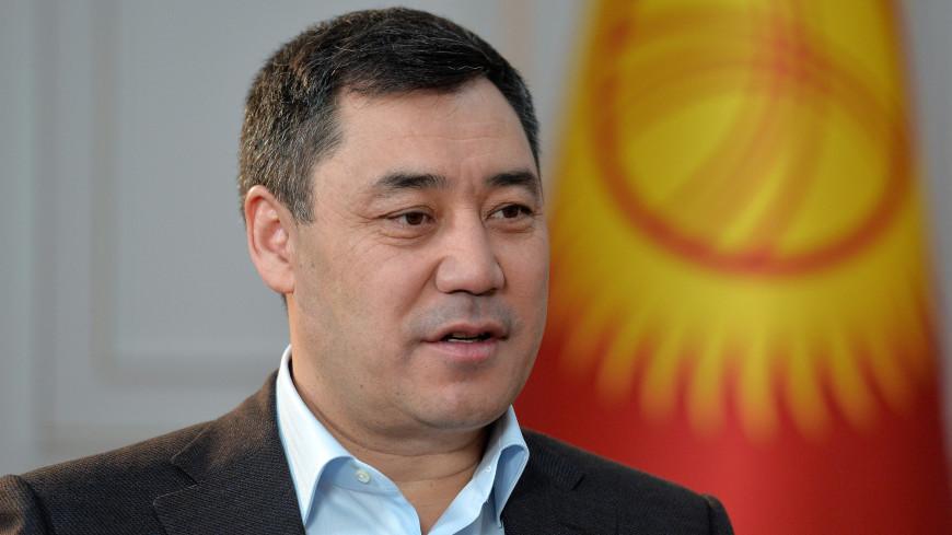 Жапаров: Выборы в парламент Кыргызстана пройдут осенью