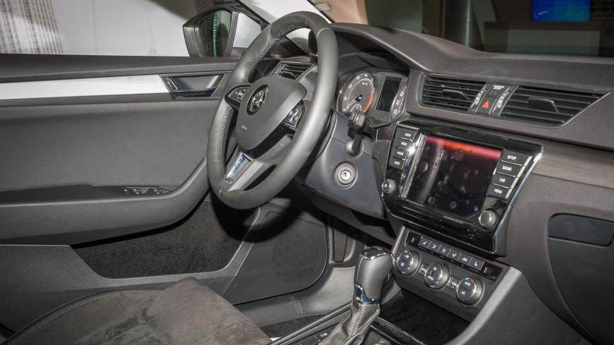 В России отзывают 685 автомобилей Skoda из-за ошибки в ПО