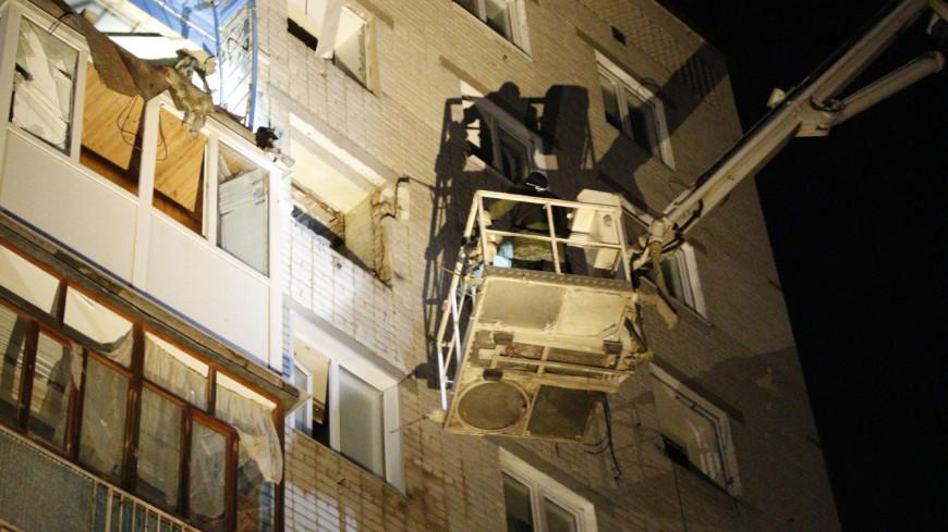 Число жертв взрыва в жилом доме в Татарстане выросло до двух