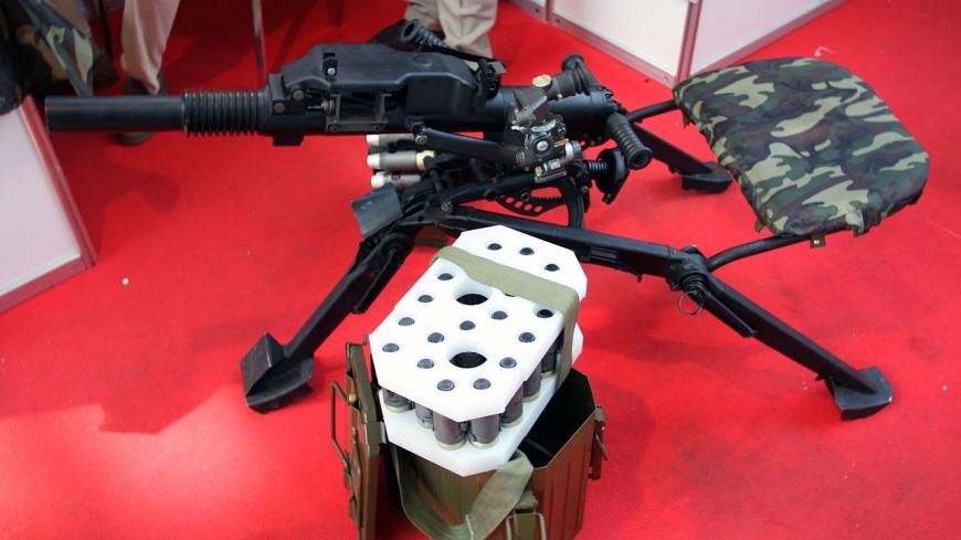 Автоматический гранатомет «Балкан» успешно прошел госиспытания